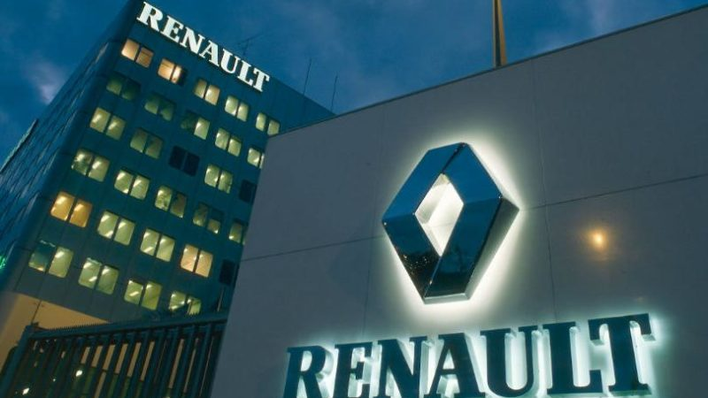 Macron: Reduzir participação do governo na Renault não é necessário