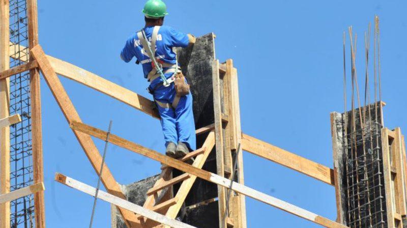 Custos da construção civil sobem 0,11%; Menor taxa desde novembro de 2016