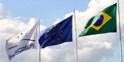 """Acordo Mercosul-UE """"parece que começa a fazer água"""", diz Mourão"""
