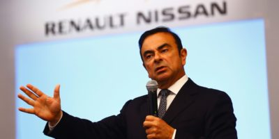 Carlos Ghosn é alvo de uma investigação da Nissan no Brasil