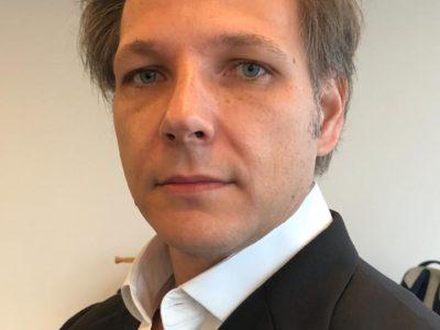 Christian Schnitzlein, o diretor financeiro da Unipar