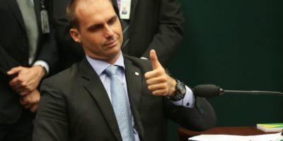 Indicação de Eduardo Bolsonaro atrapalha a Previdência, diz relator