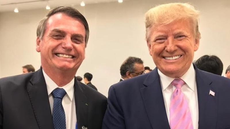 Trump reforça apoio ao processo de entrada do Brasil na OCDE
