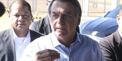 Bolsonaro diz não ter poder para reduzir multa do FGTS