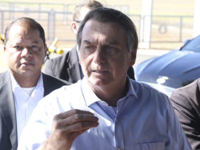 FGTS - Bolsonaro