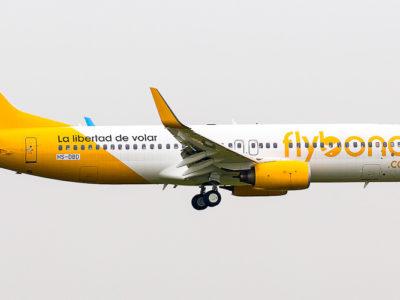 Flybondi aumenta número de vôos para Florianópolis e Rio de Janeiro