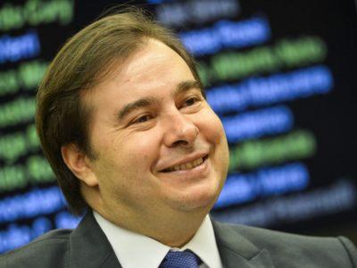 Rodrigo Maia diz que CPMF não passará na Câmara dos Deputados