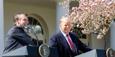Eric Trump pode ser embaixador dos EUA no Brasil, segundo governo brasileiro