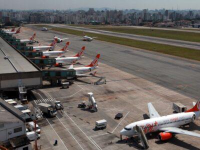 Aeroportos paulistas serão privatizados, diz João Doria