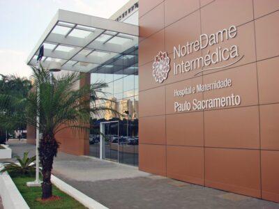 NotreDame (GNDI3) reabre hospital em razão do coronavírus