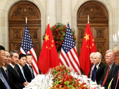 China e Estados Unidos confirmam acordo na guerra comercial