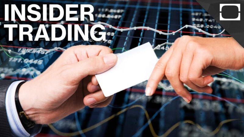 Insiders começam a vender suas ações após acertarem a baixa de março