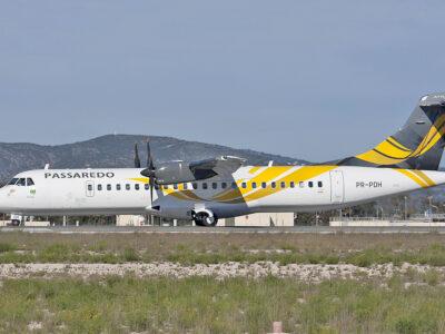 Passaredo anuncia compra da MAP Linhas Aéreas