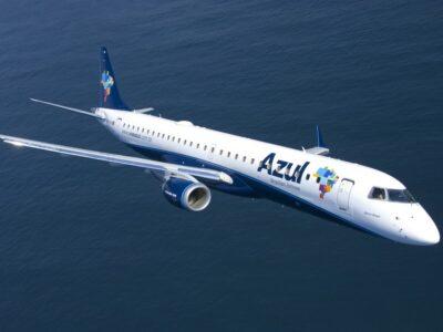 Azul (AZUL4) e Air Canada fecham acordo sobre programas de fidelidade