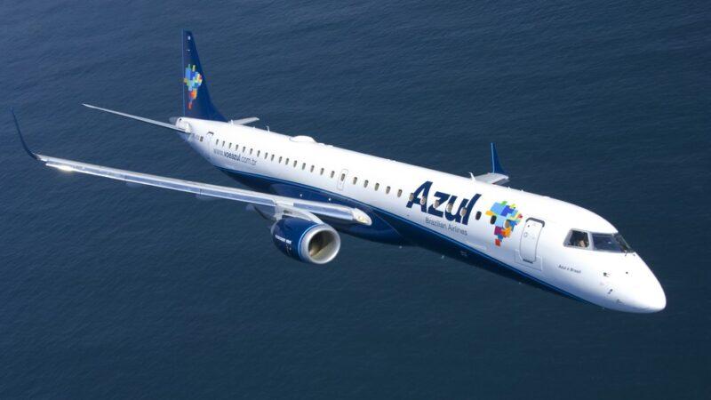 Azul: Demanda por assentos em seus voos aumentou 31% em set/19