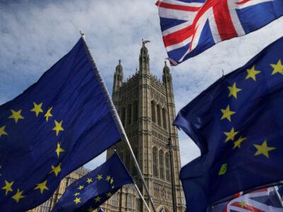 Reino Unido e UE entram em acordo sobre o Brexit, diz Boris Johnson