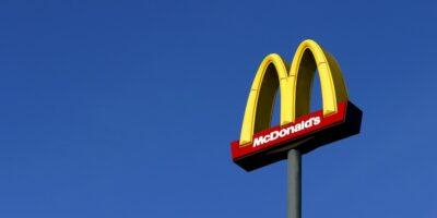 McDonald's: vendas caem 46,3% no Brasil no 2T20