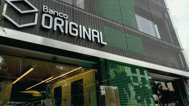 Banco Original tem aumento de 382% no número de clientes