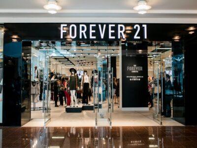 Forever 21 planeja entrar com pedido de recuperação judicial até domingo