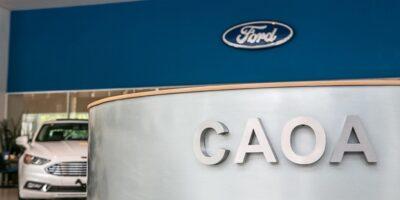 Caoa e Ford confirmam acordo de venda de fábrica no ABC paulista