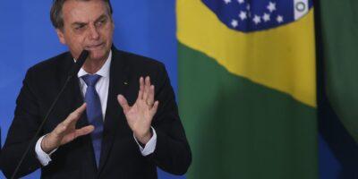 Jair Bolsonaro sanciona nova lei das telecomunicações
