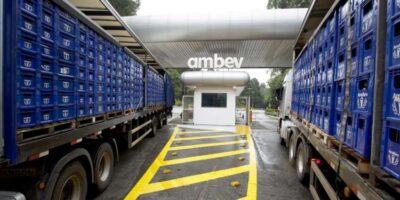 Ambev (ABEV3) encomenda caminhões elétricos da Volkswagen