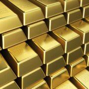 Contratos futuros do ouro fecham no maior nível desde 2011