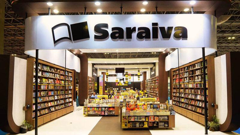 Saraiva (SLED3) registra prejuízo de R$ 118 milhões no 2T20