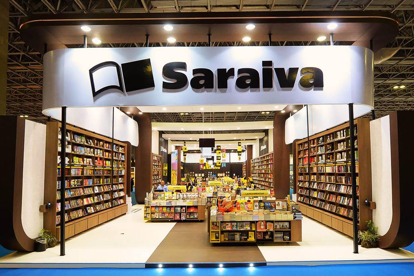 Saraiva (SLED3) anuncia renúncia de diretor executivo