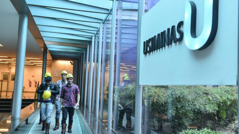 Usiminas (USIM5) reverte prejuízo e tem lucro de R$ 198 milhões no 3T20