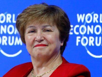 FMI está focado em ajudar a Argentina, afirma Georgieva