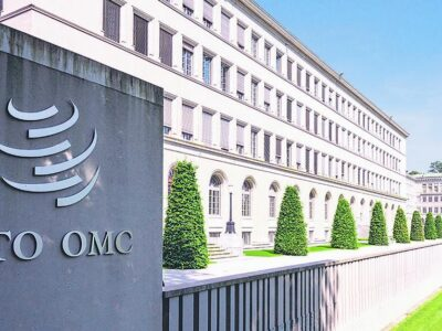 OMC oficializa aval em tarifas de US$ 7,5 bi dos EUA em produtos da UE