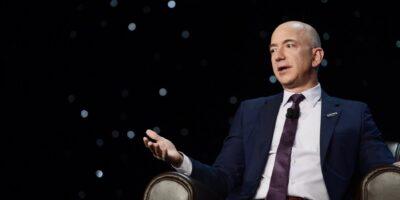 Jeff Bezos perde US$ 6,9 bi após divulgação de resultados da Amazon