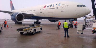 Delta Air Lines registra prejuízo de US$ 5,38 bi no 3T20