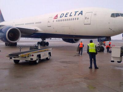 Delta Air Lines tem alta de 8% no lucro líquido do 4T19