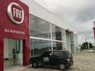 Fiat registra lucro líquido de 1,5 bi de euros no 4T19