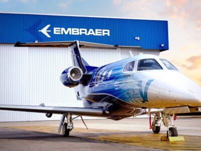 Embraer fecha acordo com Elroy Air para realizar entregas aéreas