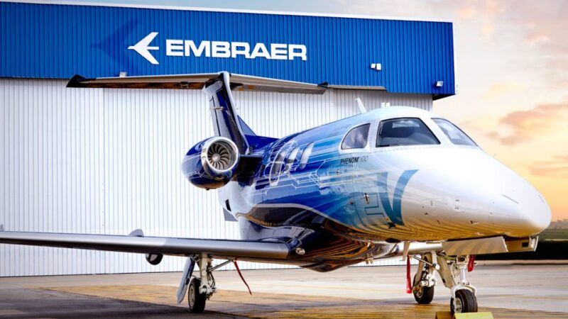 Embraer (EMBR3) cancela proposta de incentivo de longo prazo