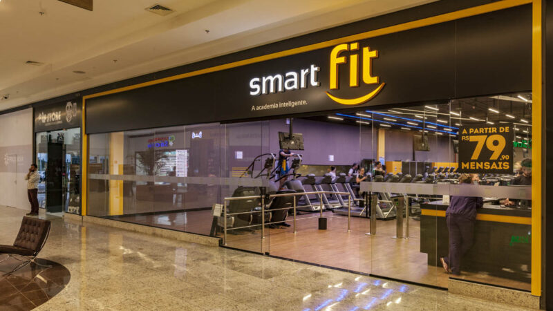 Smart Fit (SMFT11) adquire controle de empresa de fitness digital MB