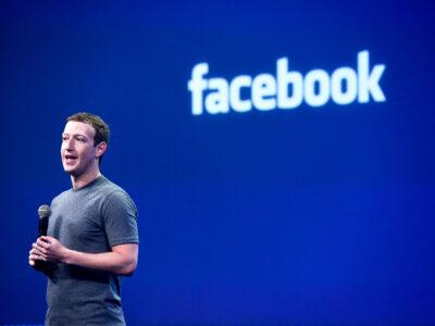 Mark Zuckerberg diz que terá desafio caso Elizabeth Warren seja eleita