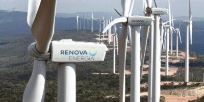 Renova Energia (RNEW4) aceita financiamento de até R$ 350 mi da Quadra Gestão
