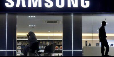 Samsung investirá US$ 30 bi para expandir divisão de chips de memória