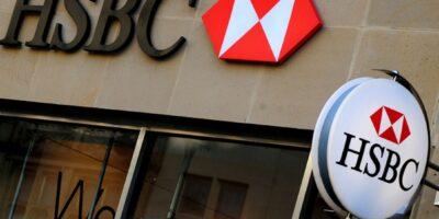 HSBC tem queda de 65% no lucro com perdas no crédito