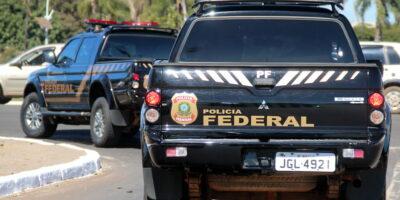 PF cumpre mandados de busca em operação contra fraude nos Correios