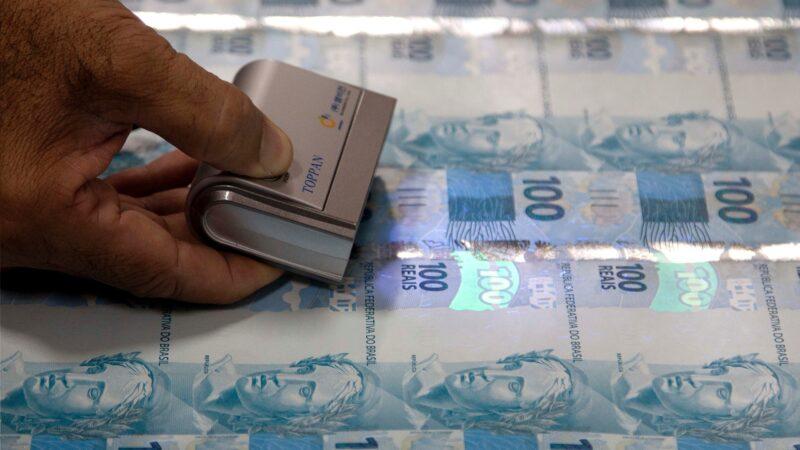 Imprimindo dinheiro: BC antecipa produção de R$ 9 bi em cédulas