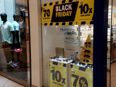 Varejo brasileiro fatura R$ 3,2 bilhões na Black Friday