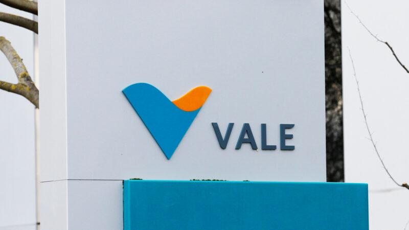 Vale (VALE3) mantém meta de produção de minério de ferro para 2020