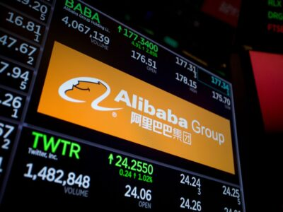 Alibaba capta US$ 1,68 bilhão com lote adicional de ações em Hong Kong