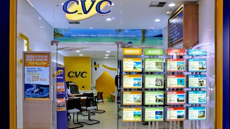 CVC (CVCB3) levanta R$ 269 milhões com subscrição de ações