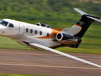 Embraer anuncia recall dos jatos executivos Phenom 300